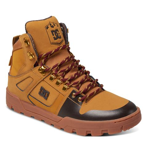 dc shoes spartan high wr boot boots for adyb100001