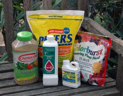 is fertilizer the fertilizer ingredient for every garden al