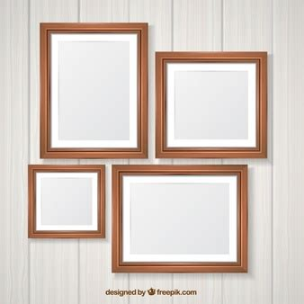 Wood Frame Poster Hiasan Dinding Coffee 18 photo frame vectors photos and psd files free