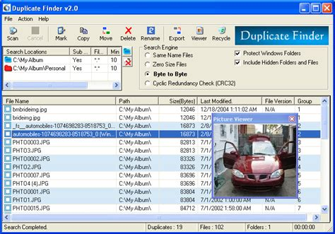 True Search Delete Duplicate Finder Remove Duplicate Files And Recover Valuable Disk Space In