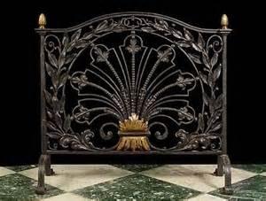 antique fireplace screens extraordinarily ember