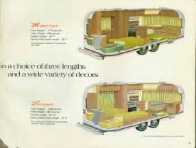 1972 avion travel trailers 28 travelcader with optional