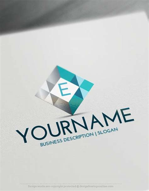 Logo With Letters Maker