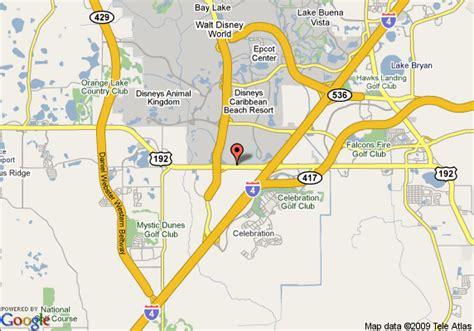 comfort suites maingate west map of comfort suites maingate west kissimmee