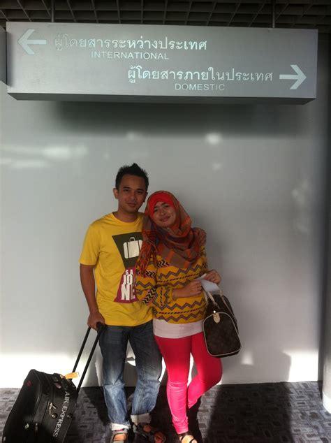 Jangan Paksa Aku Menyerah Ida Cholisa nama saya pengalaman bercuti ke krabi thailand day 1 part 1