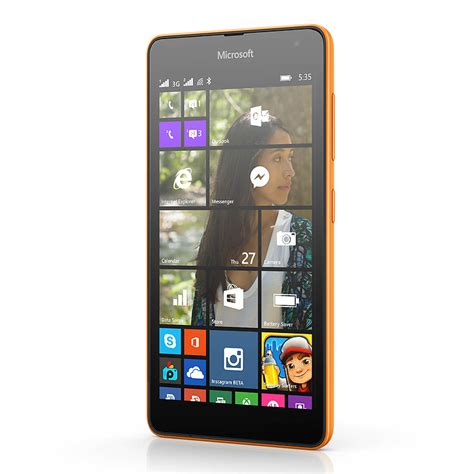 Microsoft Lumia 535 microsoft lumia 535 notebookcheck net external reviews