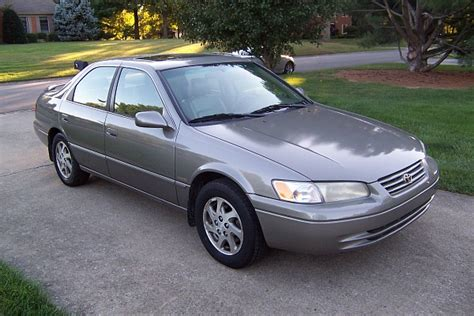 98 Toyota Camry Curry S Auto Sales 1998 Toyota Camry Xle