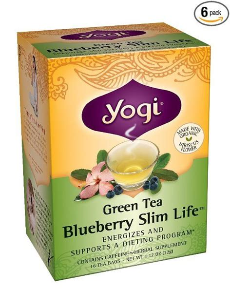 Yogi Detox Tea Laxative by The Best Green Tea For Weight Loss