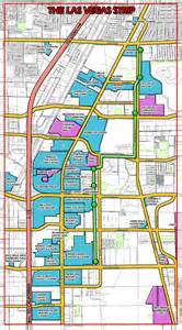 Map Las Vegas Strip by Las Vegas Strip Map Strip Map Of Las Vegas City Vidiani