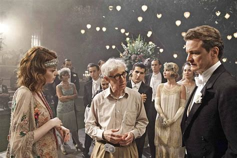 emma stone woody allen recensione magic in the moonlight radioeco