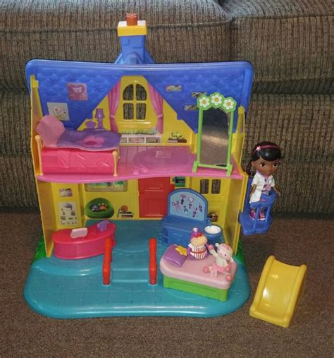 doc mcstuffins playhouse doc mcstuffins clinic playhouse games toys in seattle