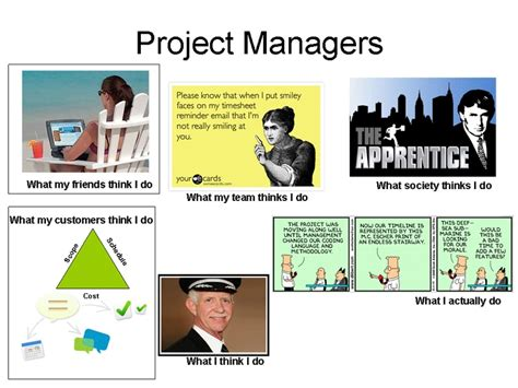 Meme Project Manager - project manager meme project management you ain t about