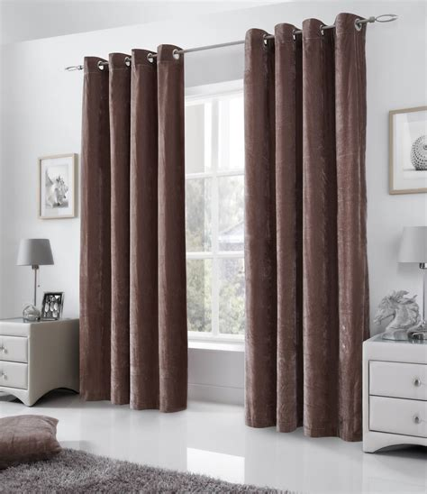 velvet drapery panels lined velvet eyelet lined curtains ready made ringtop curtain