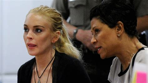 Lindsay Lohan Rejects Plea Wants Trial by Lohan Rejects Plea Deal In Theft Ctv News