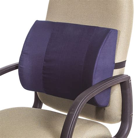 Desk Chair Back Support by New Wide Chair Lumbar Back Support Cushion For