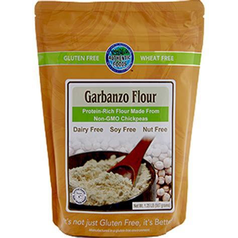 garbanzo flour also known as chickpea flour