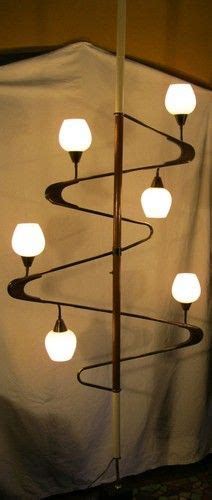 mid century tension pole 17 best images about pole ls vintage on pinterest