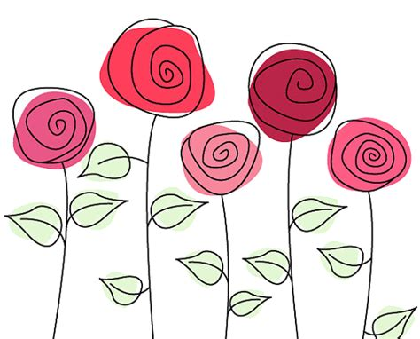 cute pattern png 5 cute roses png by hanabell1 on deviantart