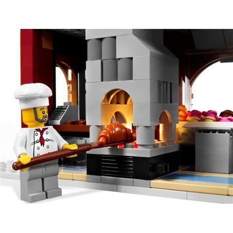 Lego 10216 Advanced Models Winter Bakery lego winter bakery set 10216 brick owl lego