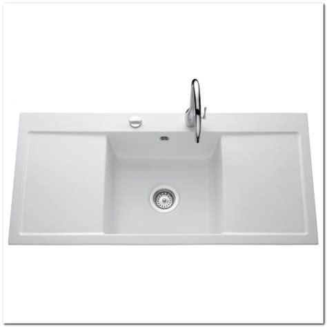 cheap ceramic kitchen sinks cheap black ceramic kitchen sinks sink and faucet home