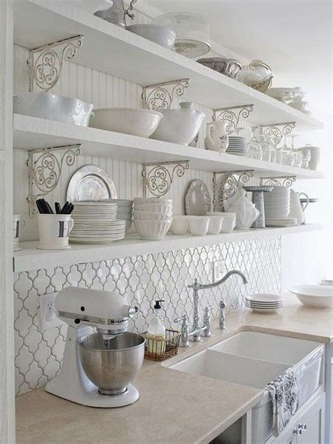 shabby chic kitchen wall tiles best 25 moroccan tile backsplash ideas on