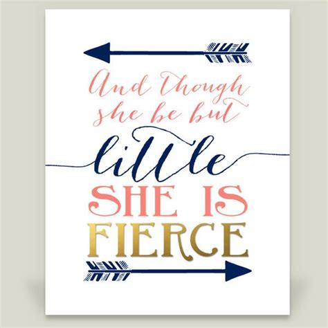 and though she be but little she is fierce tattoo and though she be but she is fierce shakespeare