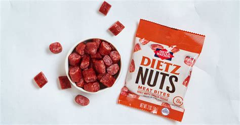 philly  dietz nuts   meat snack youve