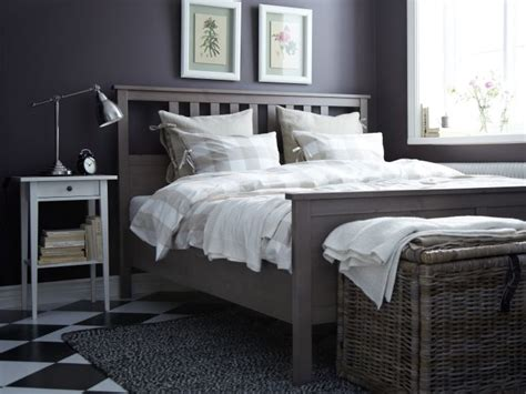 the foot of the bed a trunk or chest at the foot of the bed like byholma is