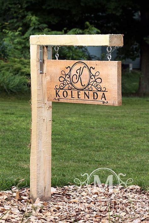 best 25 outdoor signs ideas on pinterest