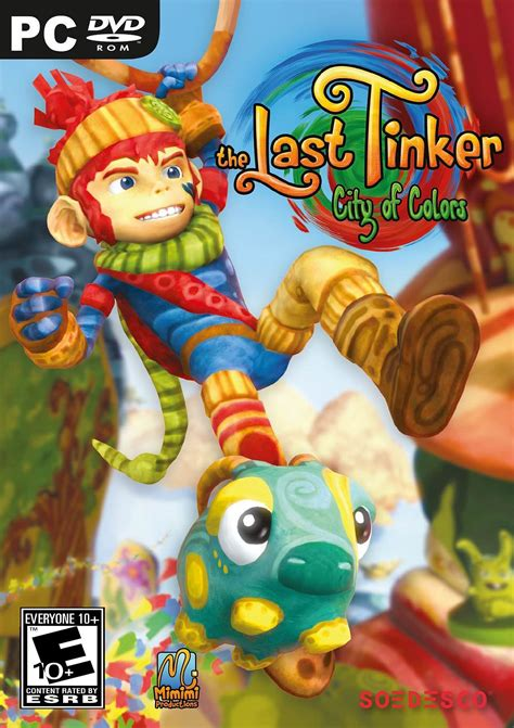 the last tinker city of colors the last tinker city of colors pc review any