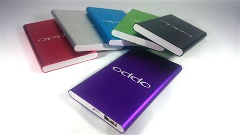 Berapa Power Bank Oppo Jual Power Bank Oppo Slim Powerbank 60 000mah Pb Oppo 60000mah Global Store Acc