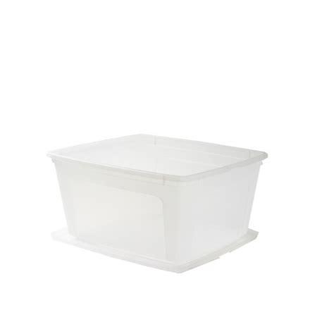 Boite Plastique Avec Couvercle 6362 by Bo 238 Te En Plastique Transparent Avec Couvercle M On
