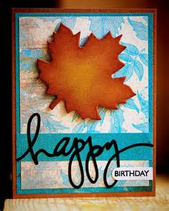 hokiecoyote blog fall birthday card