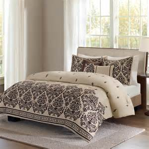 california king comforter only 5 piece damask comforter set only 29 99 choose full
