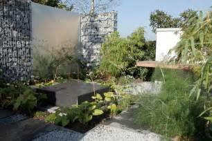 Gartengestaltung Sichtschutz Stein Gestalten Mit Holz Metall Amp Naturstein Herrhammer