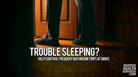 frequent trips to the bathroom at night frequent bathroom trips at night trouble sleeping youtube