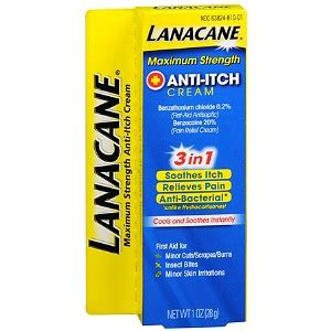 itching medicine lanacane maximum strength anti itch medication drugstore