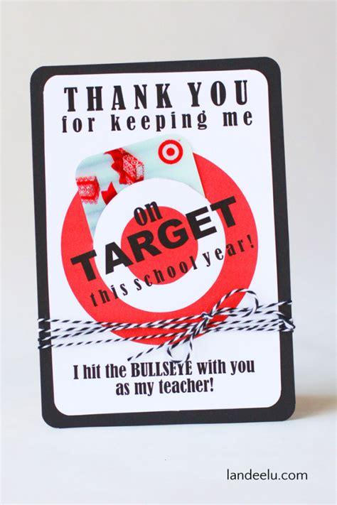 Redbox Gift Cards At Target - teacher appreciation week gift ideas landeelu com