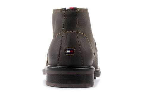 All Rounder Boots Coklat Size 43 hilfiger boots rounder 3n 17f 0991 069