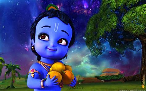 krishna animation themes little krishna hd wallpaper full size free download bal