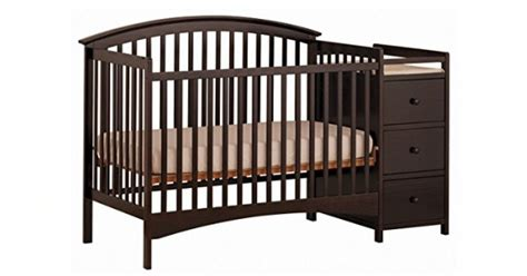 Bradford 4 In 1 Crib by Stork Craft Bradford 4 In 1 Fixed Side Convertible