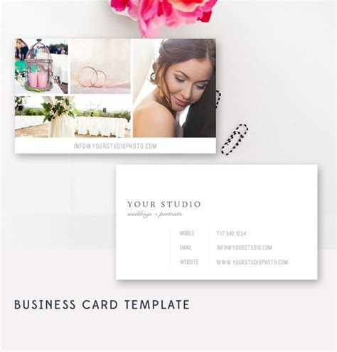 Business Card Template For Photoshop 7 by Best 25 Photography Business Cards Ideas On