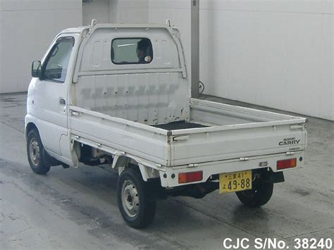 Suzuki Carry For Sale 2000 Suzuki Carry Truck For Sale Stock No 38240