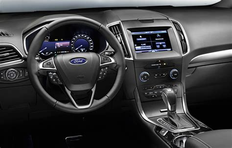 Smax Interior by 2015 Ford S Max Mk 2 V Outgoing S Max