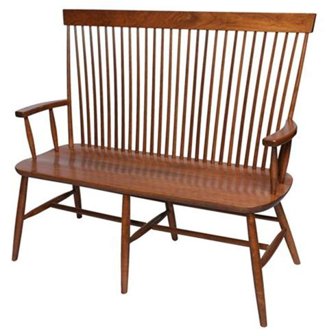 amish benches amish benches dutchcrafters amish furniture