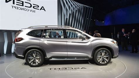 2020 Subaru Ascent Rumors by 2020 Subaru Outback Concept Turbo Redesign And Rumors