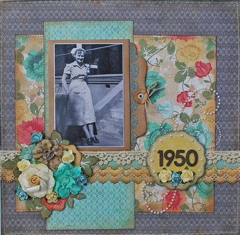 scrapbook layout vintage 384 best scrapbook vintage layouts images on pinterest