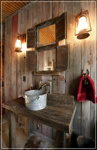 rustic country bathroom ideas tips to enhance rustic bathroom decor ideas home design