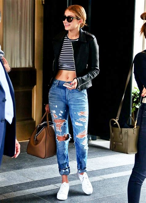 what is your celebrity boyfriend how to style boyfriend jeans style etcetera