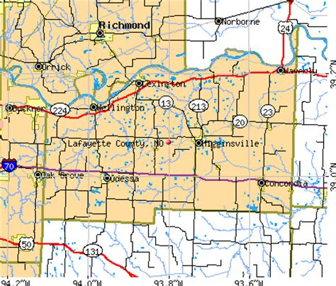 Lafayette County Property Records Lafayette County Missouri Detailed Profile Houses Real Estate Cost Of Living